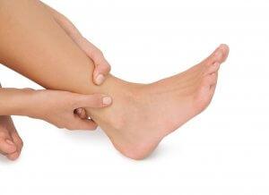 lábfájás