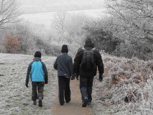 Télen Is Menjük Ki Minél Többet A Szabadba!